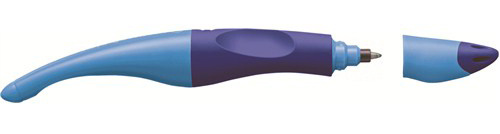 Ручка роллер STABILO Easy Start для левшей